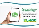 Prezado Associado Agora estamos no WhatsApp Anota Ai !!!