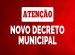 Notícia: Decreto Municipal