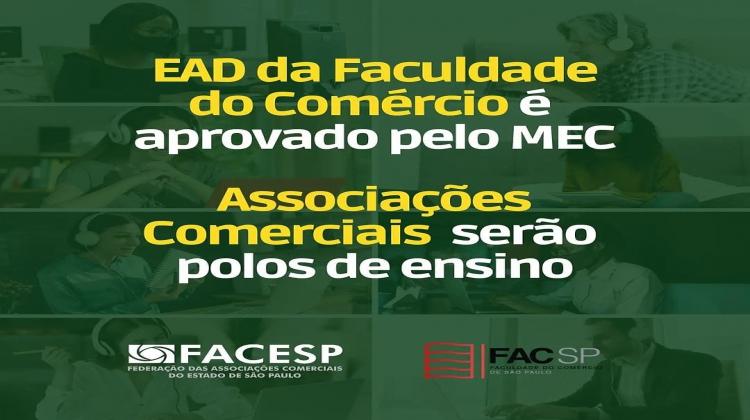 Notícia: Cursos EAD da Faculdade do Comércio